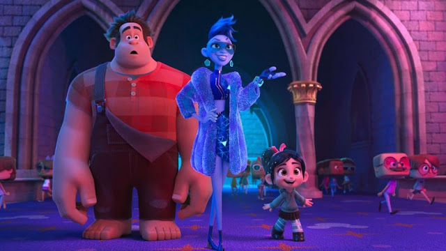 Review Kelebihan dan Kekurangan Ralph Breaks the Internet