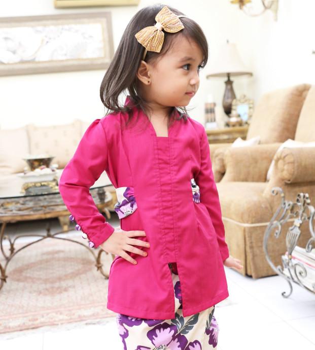 Baju%2BKebaya%2BAnak%2BModern model kebaya modern untuk anak kecil desain lucu dan mewah,Baju Anak Anak Modern