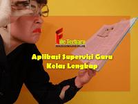 Download Aplikasi Supervisi Guru Kelas Lengkap