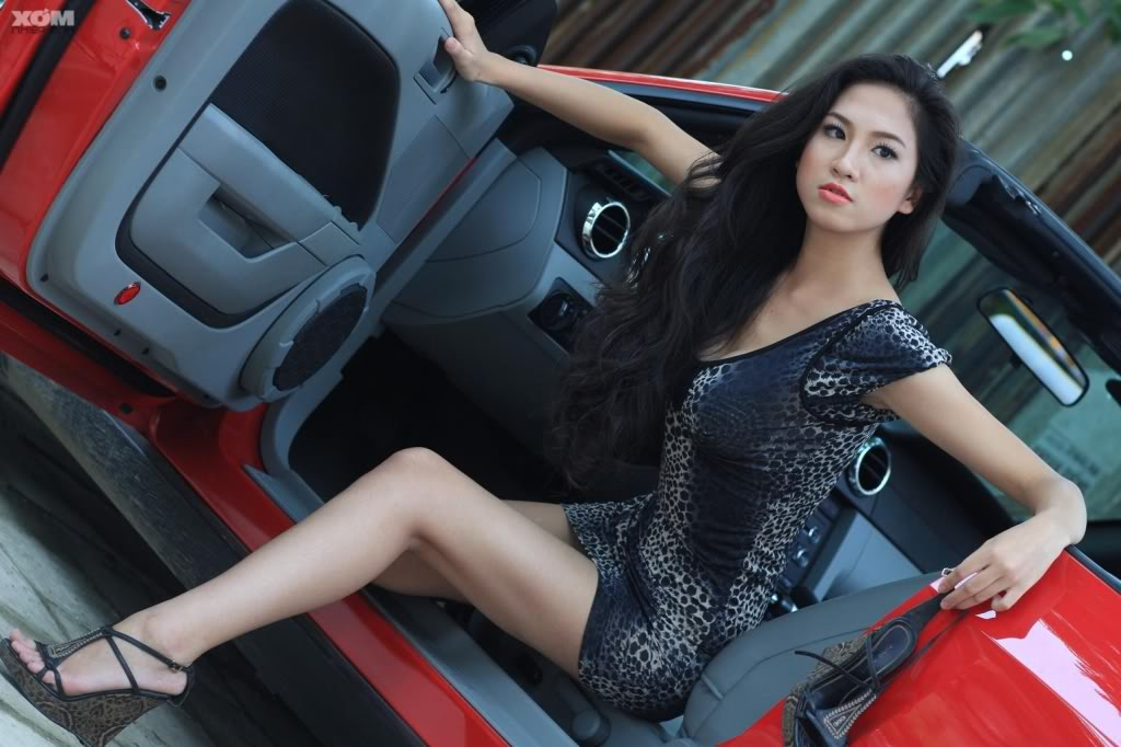 Fashion  Beautiful Girls  Model  Pretty  Hot Vietnam -5731