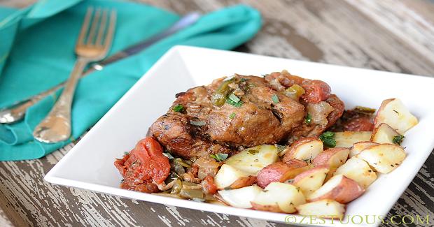 Slow Cooked Italian Pork Shoulder Recipe