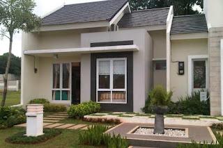 Desain Rumah Minimalis Type 45 Model Terbaru Paling Diminati