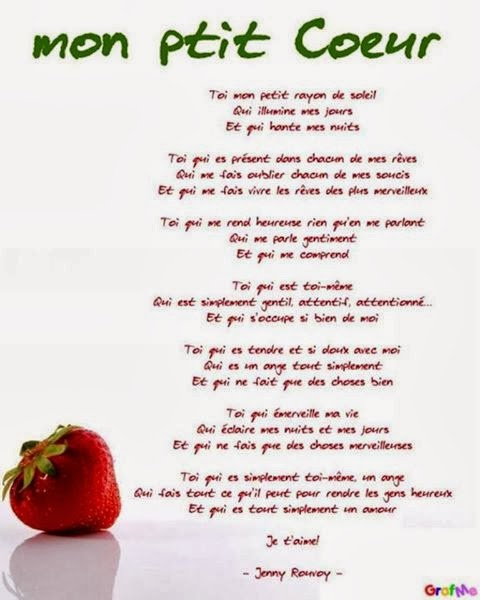 Poèmes Damour Pour Mon Amour