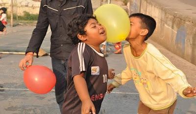 Lomba Joget Balon