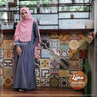 Gamis Yasmeera Hijab