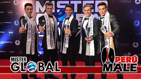Brasil es Mister Global 2017