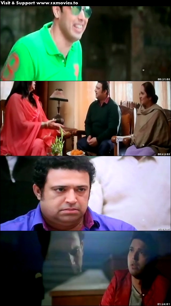 Behen Hogi Teri 2017 Hindi pDVDRip 300MB