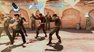 Brotherhood of Violence II - 5