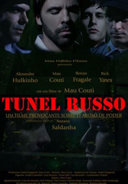 Tunel russo, film