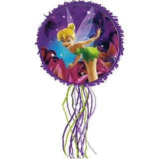 Piñatas Tinkerbell, parte 1