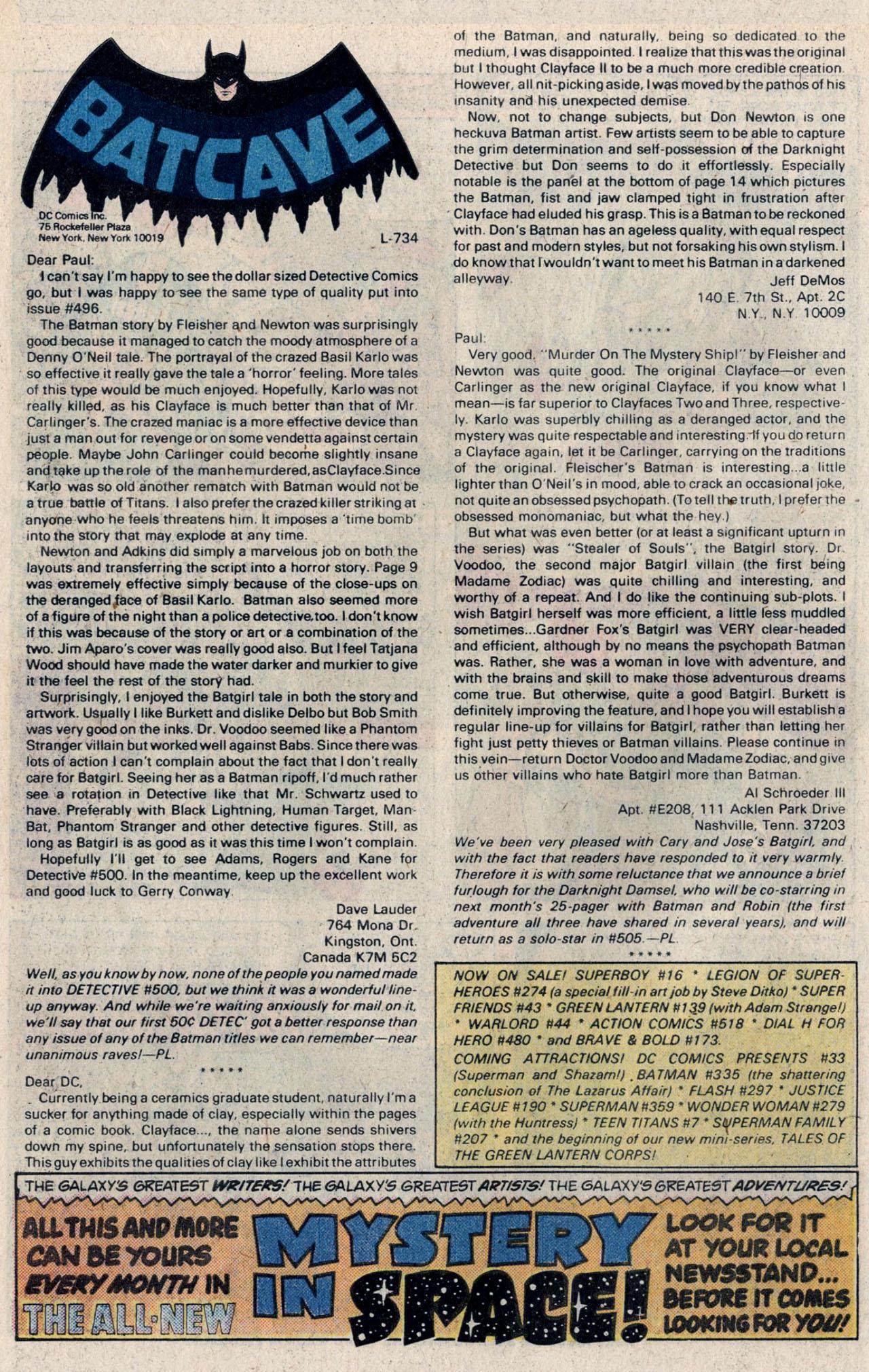 Detective Comics (1937) 501 Page 33