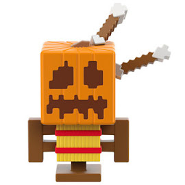 Minecraft Series 21 Scarecrow Mini Figure