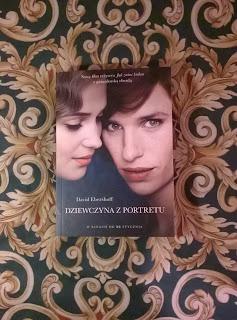 """David Ebershoff """"dziewczyna z portretu"""" recenzja oczytany facet"""
