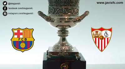 Previa FC Barcelona - Sevilla FC vuelta Supercopa España 2016