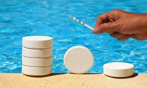 Мероприятия по химической очистке воды