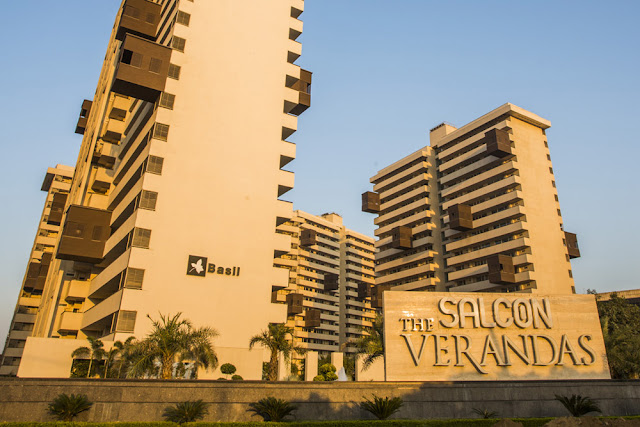 Apartments & Penthouse in Salcon The Veranda, Sector-54, Gurgaon
