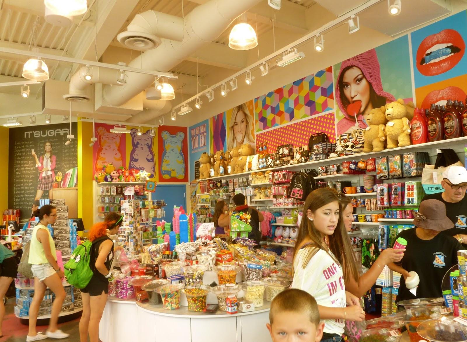 Candy Shop Deutsch