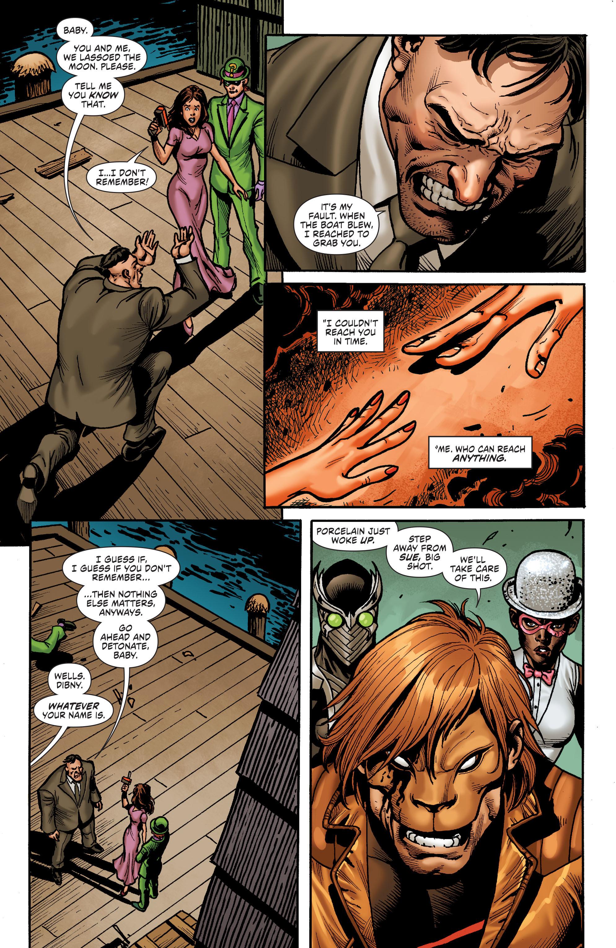 Read online Secret Six (2015) comic -  Issue #6 - 13