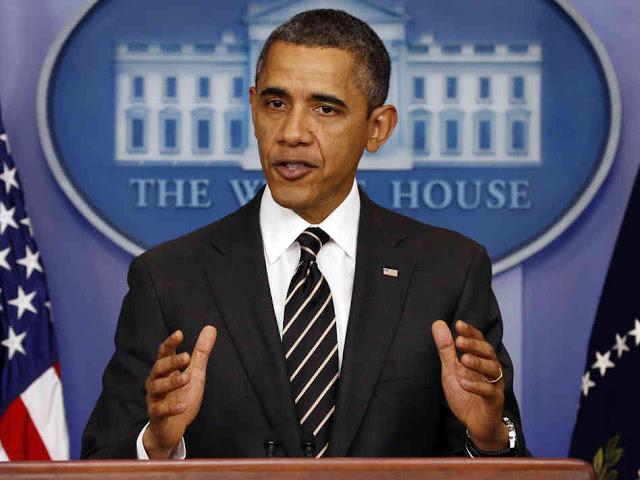 الكلمه المنقوشة على خاتم الرئيس السابق بارااك اوباما ستصدمك تعرف عليها الان !!