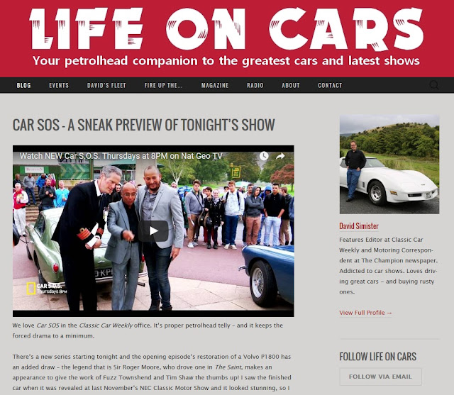 Life On Cars Life On Cars Has Moved This Site Is No Longer Being - Car shows tonight