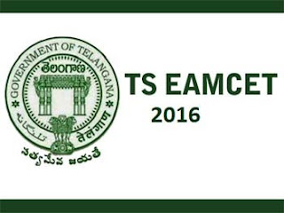 TS Eamcet 3 Results 2016 Download today 12.00 PM Starting at official website. TS Eamcet 3 Results and Rank Card Published on 15th September 2016