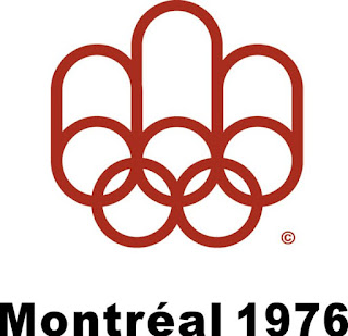Montreal 1976 Olympic Logo