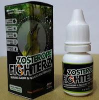 Vitamin Penggacor Burung Kicau Zosterope Fighterz