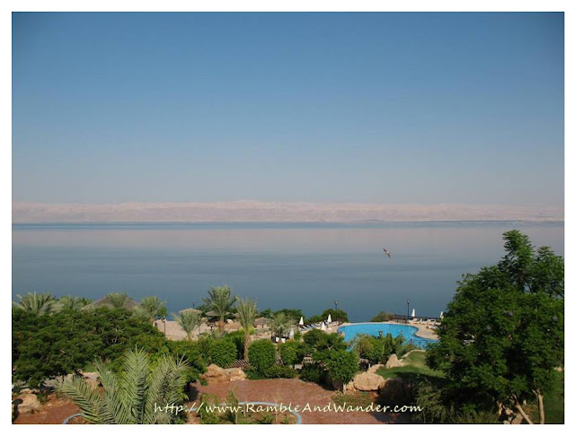 Jordan Valley Marriot Resort & Spa, Dead Sea, Jordan
