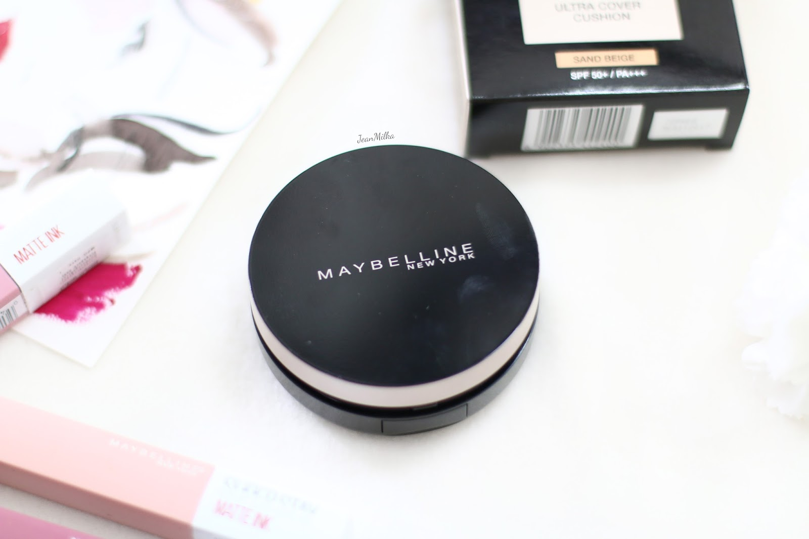 maybelline, maybelline super cushion, maybelline ultra cover cushion, maybelline indonesia, cushion, full coverage cushion, review cushion, makeup, drugstore makeup, maybelline cushion