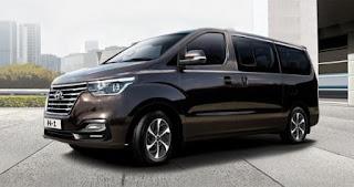 Harga Kredit Mobil Hyundai H1 2018