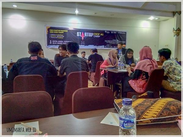 What Did I Learn From Startup Coop Camp Batch II Yogyakarta?