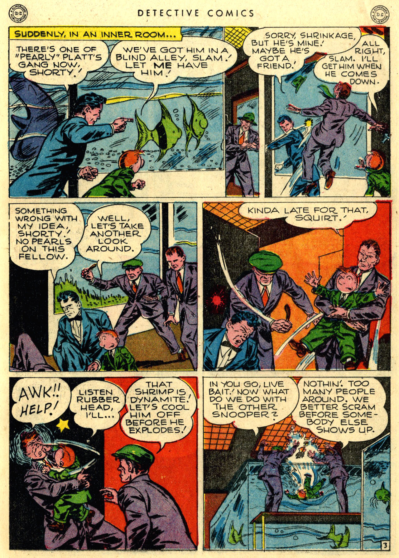 Read online Detective Comics (1937) comic -  Issue #118 - 19