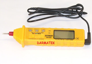 Darmatek Jual Extech 381626 Low Voltage Tester