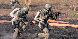 Mengintip Latihan Super Keras TNI, Dibuang ke Laut Sampai Ditembaki