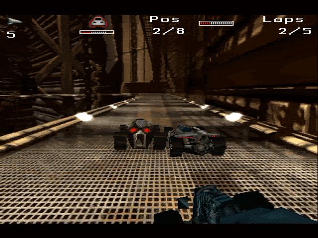 Megarace 2 Review