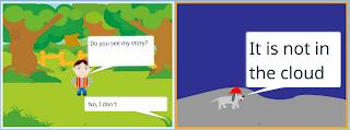 Gramazzle StoryJumper En ocasiones esta herramienta 2.0 no guarda la actividad en la nube
