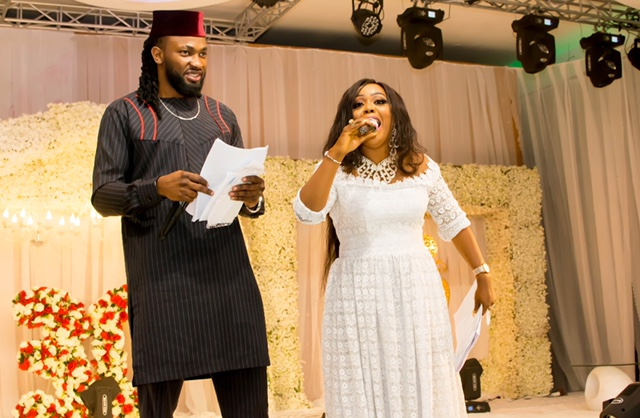 Glamour as Omotola Jalade Ekeinde, others grace Chief (Mrs) Faith Ikuku