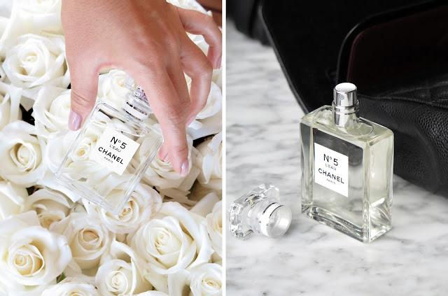 Chanel N°5 L'Eau Perfume Styled