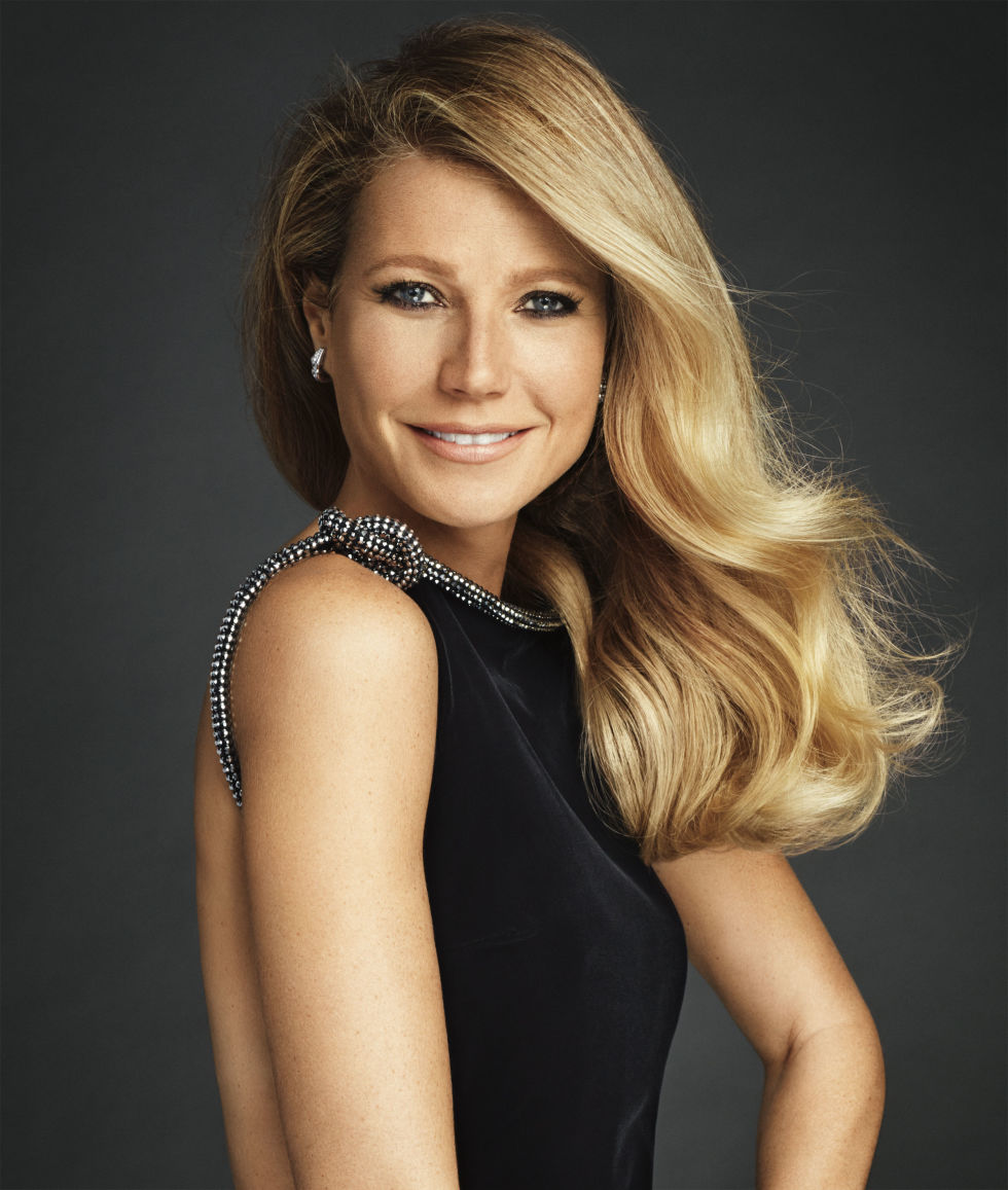 Gwyneth Paltrow on the November 2016 Cover of Harper's ... Gwyneth Paltrow
