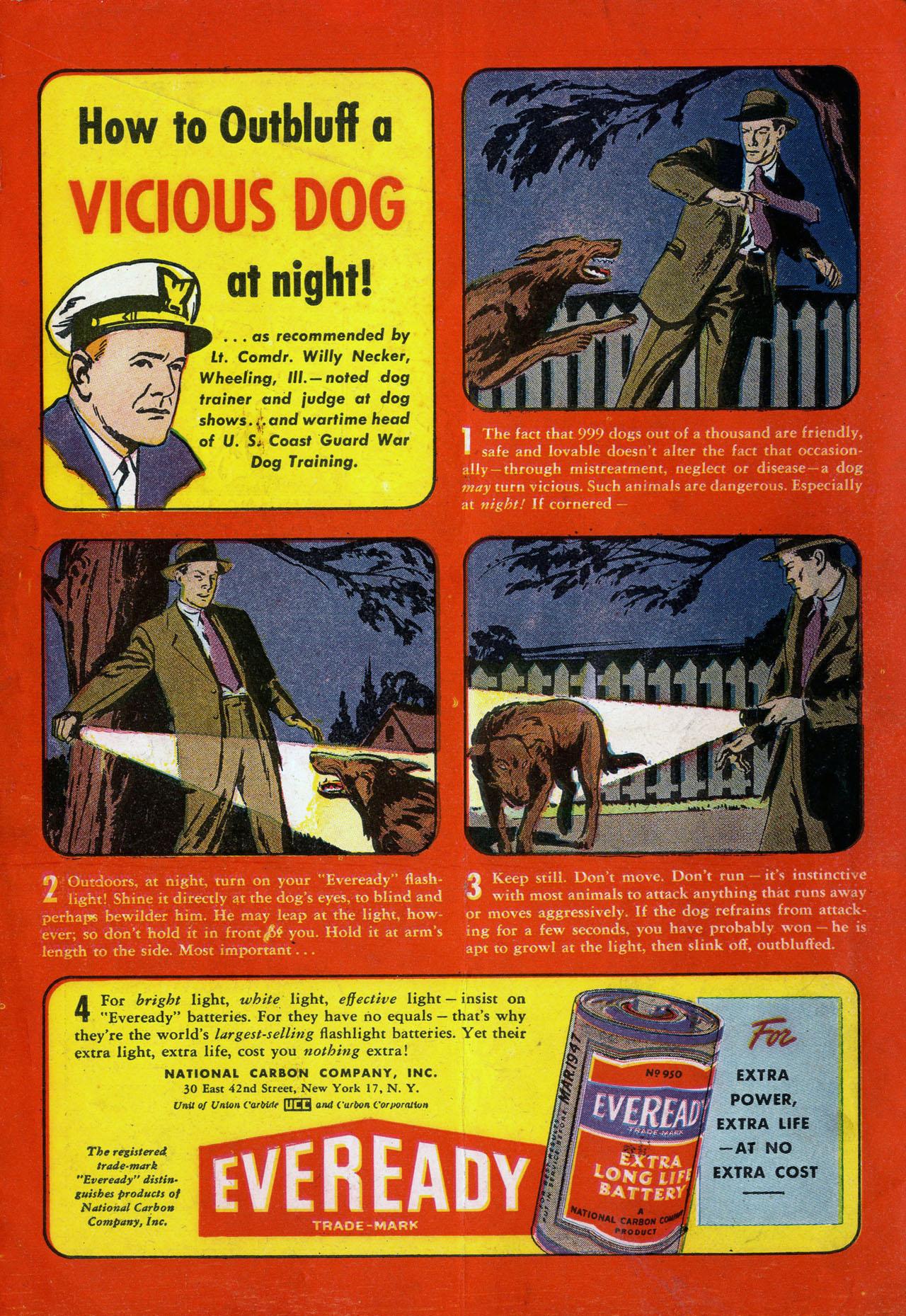 Read online Detective Comics (1937) comic -  Issue #119 - 52