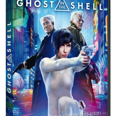 [Film] Ghost in the shell avec Scarlett Johansson