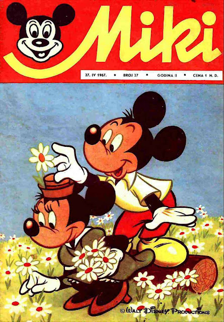 Miki 27 - Miki Maus