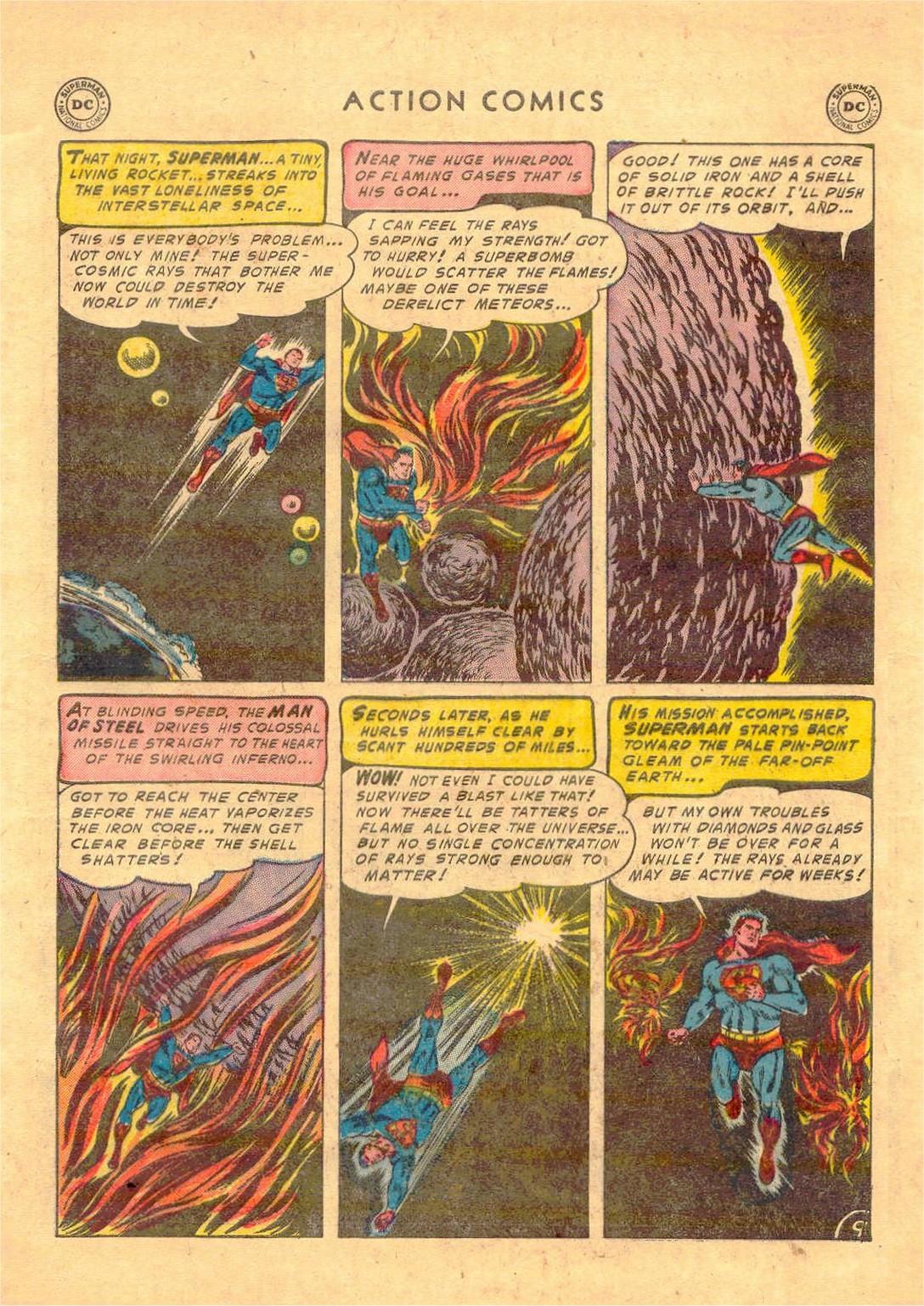 Action Comics (1938) 181 Page 9