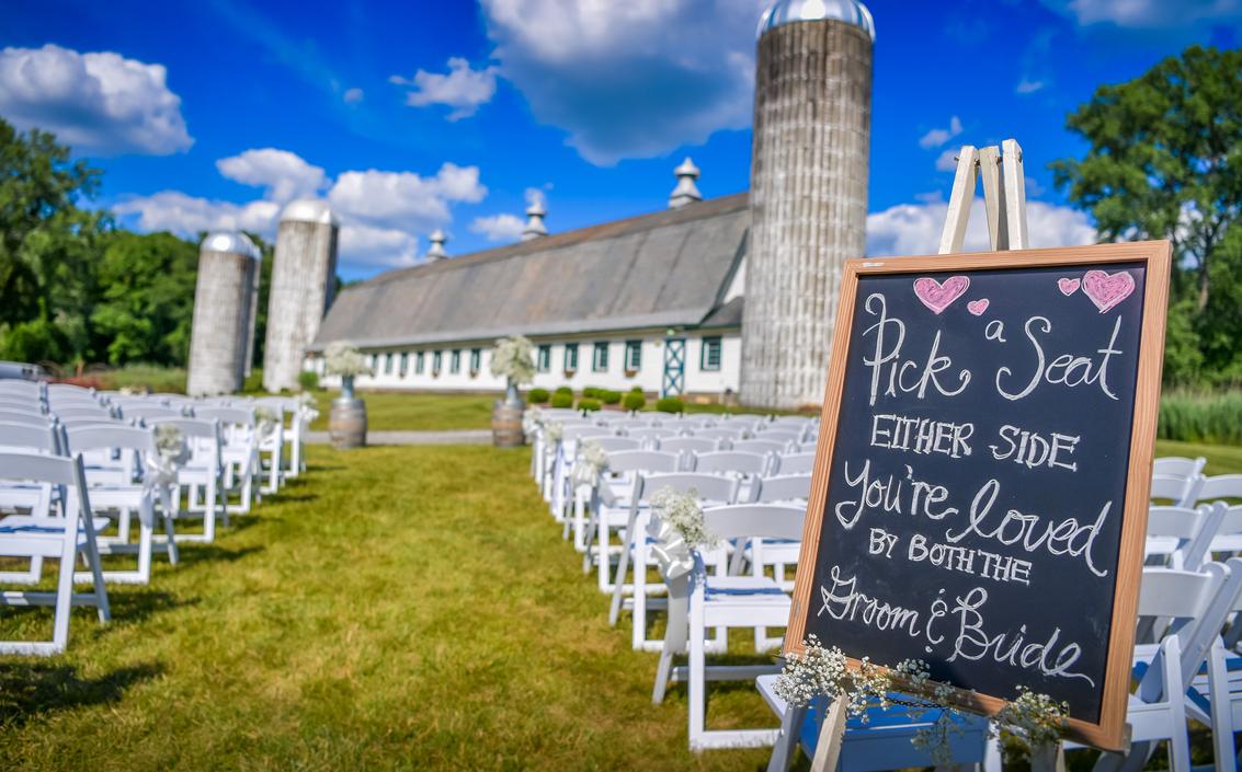 Perona Farms Wedding Venue