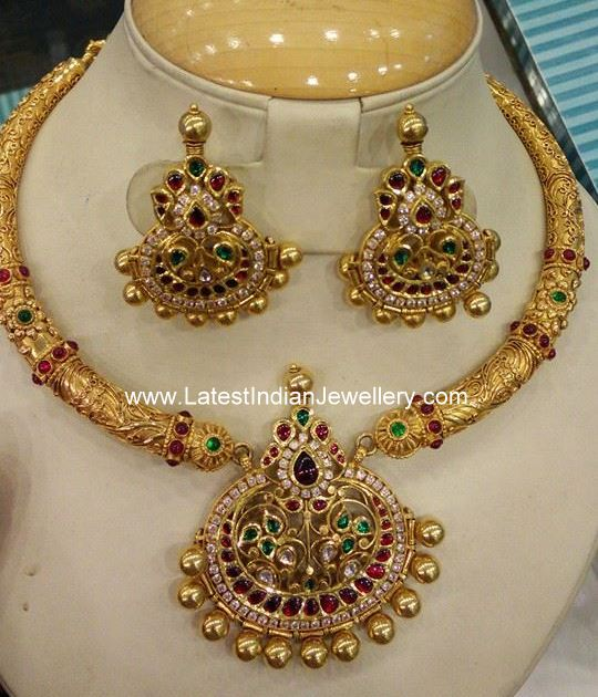 Nakshi Kante Necklace
