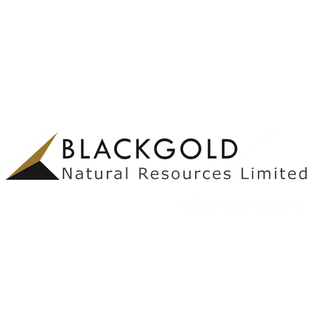 BLACKGOLD NATURAL RESOURCESLTD (41H.SI) @ SG investors.io