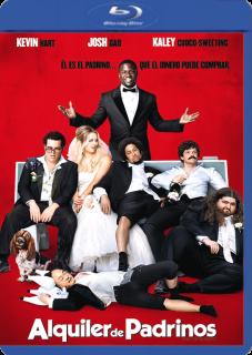 Alquiler De Padrinos (2015) DVDRip Latino