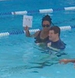 Be prepared to communicate anywhere...even in the pool