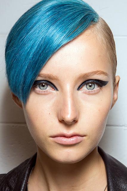 corte pelo corto color