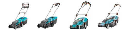 Tondeuse électrique filaire Gardena PowerMax 1200/32 - 1400/34 - 37 E - 42 E